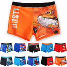 Boys Swim Shorts Swimming Trunks Disney Spiderman Planes Kids New Age 3-10 Years