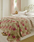 Catherine Lansfield Province Bed Spread & Duvet Sets - Various Sizes