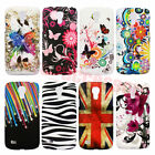 Painted Colorful Hard Plastic Back Case Cover F Samsung Galaxy S4 SIV Mini i9190
