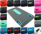 FOR SONY XPERIA Z1S TMOBILE RUGGED HYBRID ARMOR IMPACT CASE COVER+STYLUS/PEN
