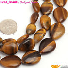 Teardrop yellow tiger eye gemstone loose beads 15 inches 10x14mm 13x18mm 15x20mm