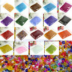1500Pcs/15g 2mm 19 Colors Pick Czech Glass Seed Spacer Beads DIY Jewelry Making