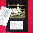 LEEDS UNITED 1972 Autograph Mounted Photo Repro A4 Print 441