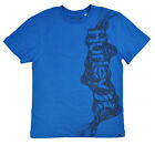 Hurley Big Boys S/S Code Blue Fashion Design Top Size 8 14/16 18/20 $18