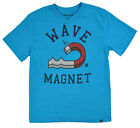 Hurley Big Boys Baby Cyan Wave Magnet Top Size 8 10/12 14/16 18/20 $18