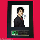 BILLIE JOE ARMSTRONG #2 Mounted Signed Photo Reproduction Autograph Print A4 437