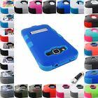FOR SAMSUNG GALAXY PHONE SHOCK PROOF TUFF RUGGED CASE KICKSTAND COVER+STYLUS/PEN