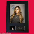CHERYL COLE Signed Autograph Mounted Photo REPRODUCTION PRINT A4 237