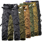 NEW Fashion Casual Military Army Style Men Combat Trousers Work Pants 8 size