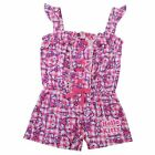 Hello Kitty Kids Childrens All In One Baby Girls Onesie Top Clothing Brand New