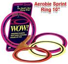 "Aerobie Sprint Frisbee Flying Disc Ring 10"" Flies Far Distance Made in USA"