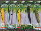 Strike Pro Strike Arc Minnow 105 10,5cm 11gr schwimmend floating Wobbler JL-092F