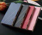 For T-Mobile Sony Xperia Z1S C6916 Luxury Slim Flip Wallet Leather Case Cover