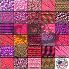 550LB Parachute Rope Paracord Pink Colors 10' 25' 50' 100' Feet Length Options