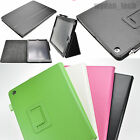 For Apple iPad Air Leather Stand Case Folding Magnetic Smart Cover w/ Stylus Pen