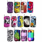 For Samsung Illusion Galaxy Proclaim i110 Custom Design Hard Case Snap on Cover