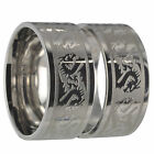 2 x Partnerring  Ehering China Drachen x20011