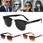 Fashion Retro Vintage Womens Mens Designer Oversized Sunglasses Glasses Hot New