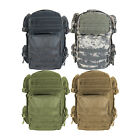 Every Day Carry Tactical Barrage Bag Day Pack Backpack with Molle Webbing