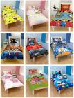 Official Character Duvet/Quilt Cover & Pillowcase Sets (Free UK P+P) New