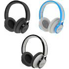 Boom ROGUE Premium Over-Ear Headphones w/ 3 Button Mic & 6ft Cord