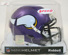Riddell NFL Speed Mini Helmet (PICK YOUR TEAM) <br/> **USE PULL-DOWN MENU TO CHOOSE YOUR TEAM**