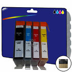 Choice of Any 4 Chipped Compatible Ink Cartridges for the HP 364 Range [364 x4]