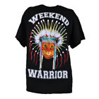 Weekend Warrior Authentic Spencer Adult Funny TShirt Novelty Fashion Graphic Tee