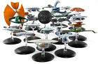 Star Trek Raumschiff Modelle - Metall - Eaglemoss TNG Voyager DS9 Enterprise mag