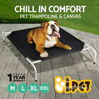 Heavy Duty Pet Dog Bed Trampoline Hammock Bed Frame Cat Puppy Cover M L XL XXL