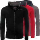 Anapurna by Geographical Norway Herren Fleece Jacke Unilateral Men 203