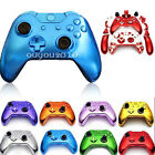 Replacement part Wireless Controller Full Shell Case Housing for Xbox One Chrome