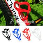 New Outdoor Cycling Bicycle Bike Sports PC Water Bottle Rack Cage Holder FBSP03