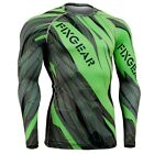 FIXGEAR CFL_68G Skin Compression shirt Under Base Layer MMA Training Gym Running