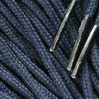 TZ Laces - Blue - Round, Cord, Oval, All Lengths, For Boots, Shoes, Trainers