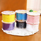 Decorative Tape Adhesive Masking Craft Art Lace Sticker Home Décor