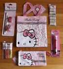 Hello Kitty book bag school stationery pencil,pen.pencil, new