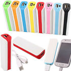 2600mAh External Portable Power Bank Backup Battery Charger For Mobile Phones