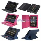 Folding Folio PU Leather Stand Case For Kindle Fire HD7 2nd Generation