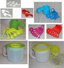 CHOICE Tupperware Measuring Sets Cups Spoons Mix n Store Batter Pitcher Magnets