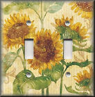 Switch Plates And Outlets - Beautiful Sunflowers - Floral Sunflower Home Decor