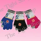 Girls Touch Screen Gloves - Innovative - for IPhone IPad IPod PDA's Black