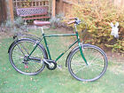MENS TRADITIONAL VINTAGE DUTCH BIKE, 7 speed ,20in frame, NEW