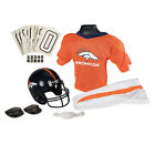 NFL Denver Broncos Deluxe Complete Uniform Set Child Costume Franklin on eBay