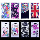 For Sony Xperia M2 S50h D2302 New Stylish Luxury Printed Plastic Back Case Cover