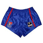 Newcastle Knights Kids Replica On-Field Shorts New/Tags Choose Your Size