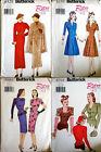 Pattern Butterick Retro 1940s WWII Era Vintage Historical Dress Blouse Skirt OOP