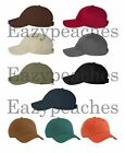 PEACHES PICK NEW UNISEX OUTDOOR CAP FRAYED TORN BASEBALL HAT 100% COTTON TWILL