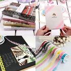 Chic 1 Roll Wash Paper Hollow Lace DIY Decorative Sticky Adhesive Tape Sticker