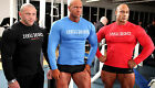 Legal Power Langarm Muscleshirt Funktionsfaser mit Spandex LP Limits